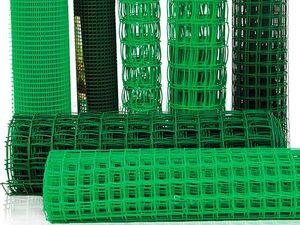 Шпалерная сетка